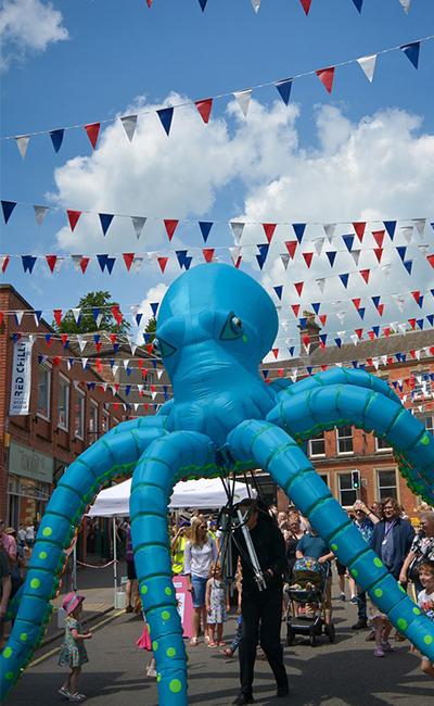 Derbyshire Festivals Article Image.