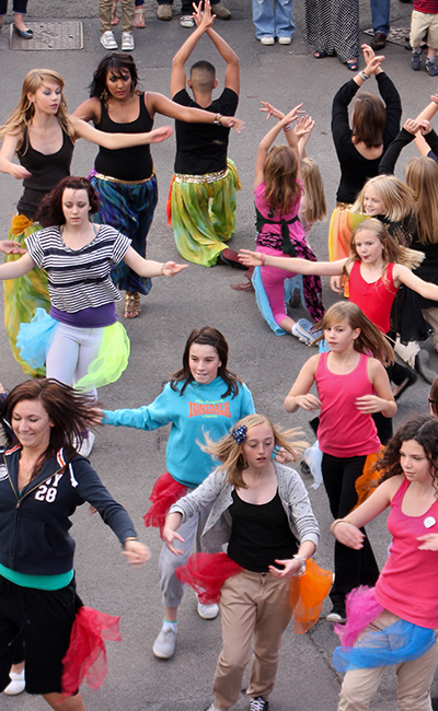 Performing Arts Resources Article Image.