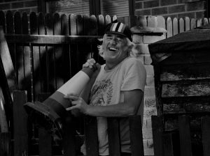 'The Belper Moo' Tony Fisher.