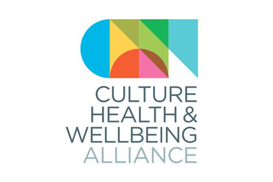 ARTICLE - the Culture Health & Wellbeing Alliance Logo.