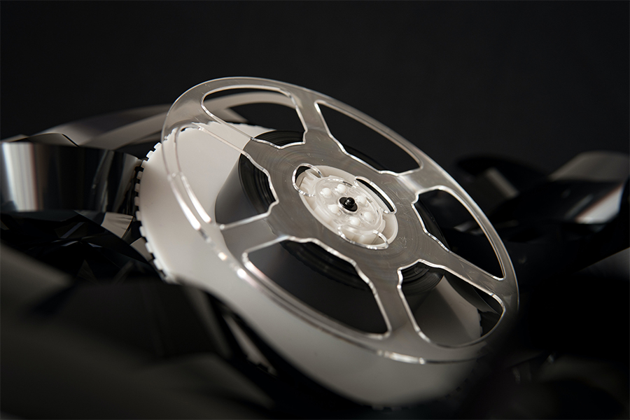 Free Image - Picture of film reel.