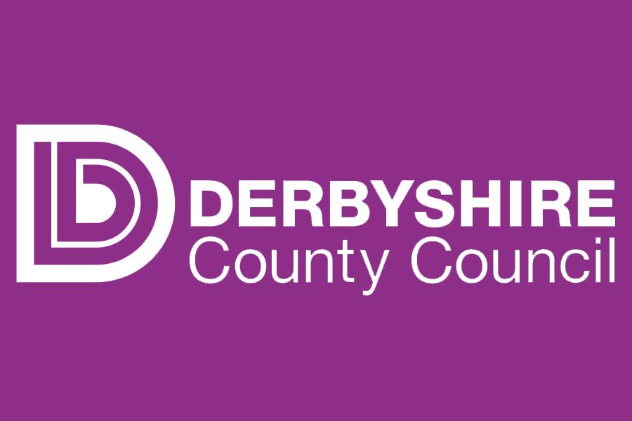 Derbyshire County Council Logo.