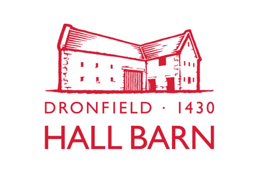 ARTICLE-Dronfield Hall Barn Logo.