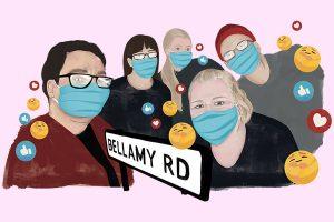 Friends of Bellamy - credit Liv Auckland