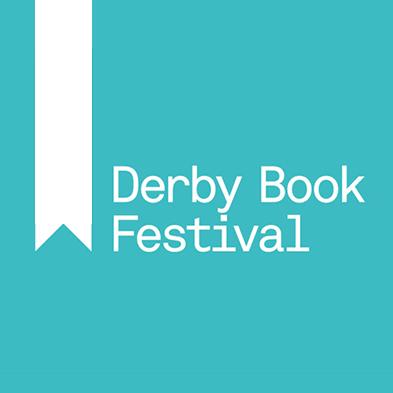 Derby Book Festival Logo.