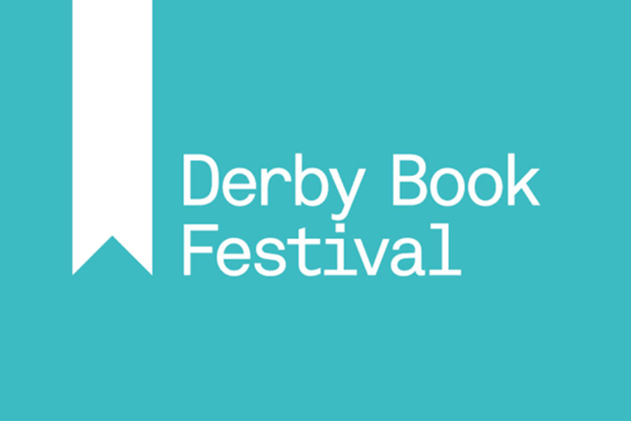 Derby Book Festival Logo - ARTICLE.