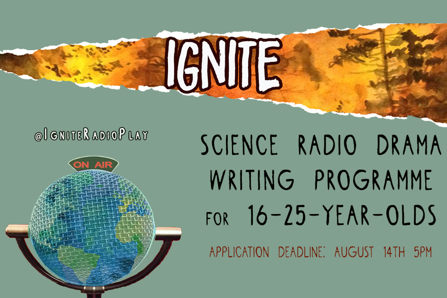 Radio Drama Writing Opportunity for 16-25-year-olds-ARTICLE