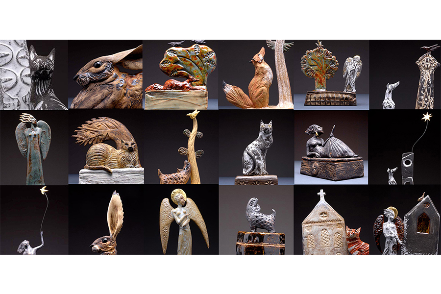 50+ New Sculptures from Jeremy James