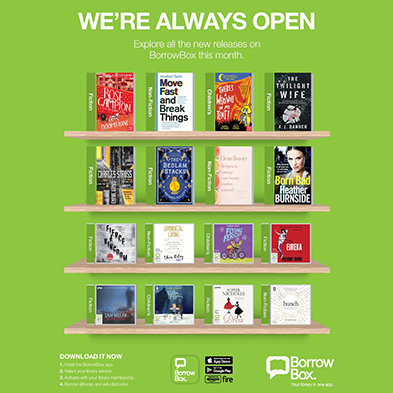 Derbyshire Libraries eNewsletter – May 2021-ARTICLE