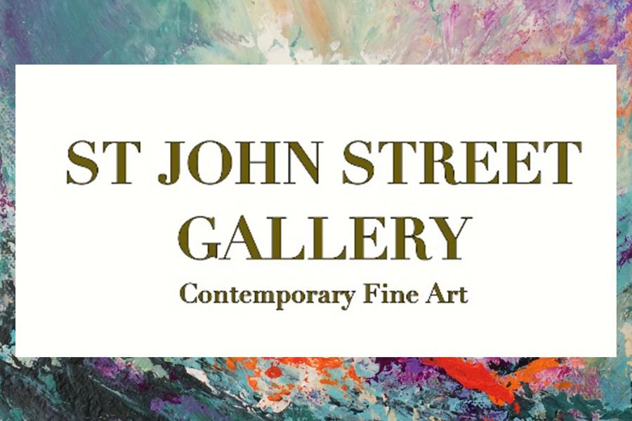 St John Street Gallery is open!