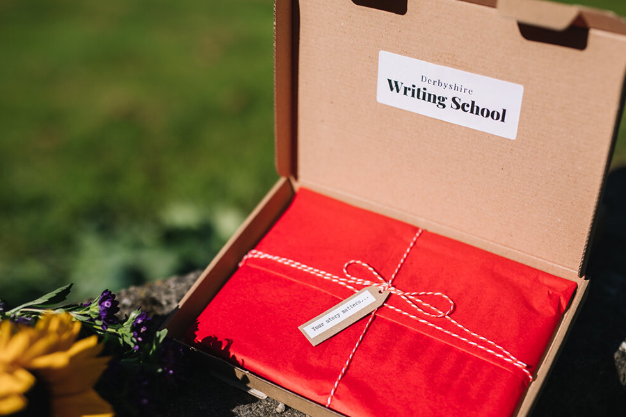The Prompt Box from Derbyshire Writing School