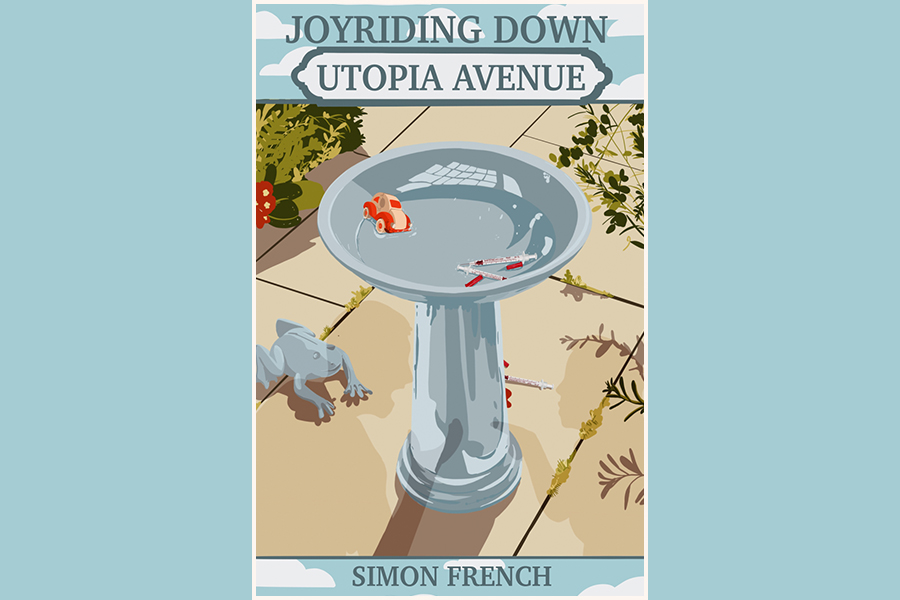 Writers' Newsletter: Simon French