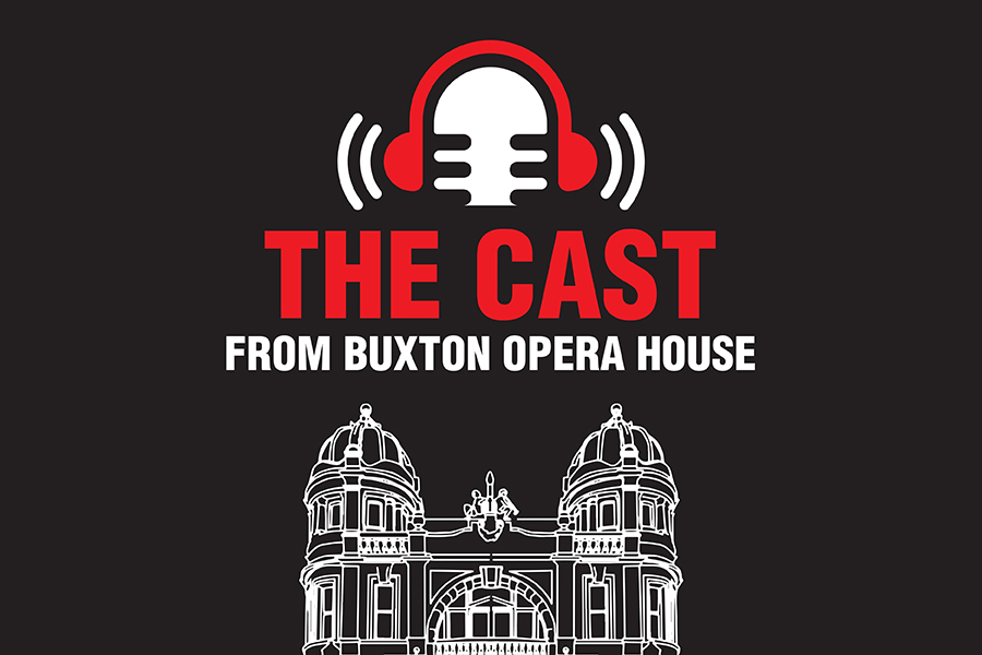 Buxton Opera House on the airways