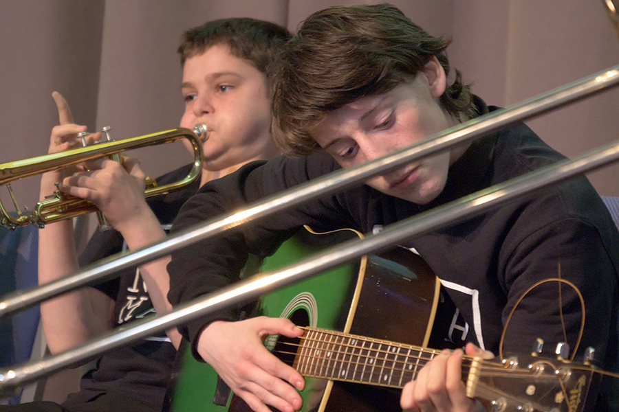 Creative Project Embraces Special Talents