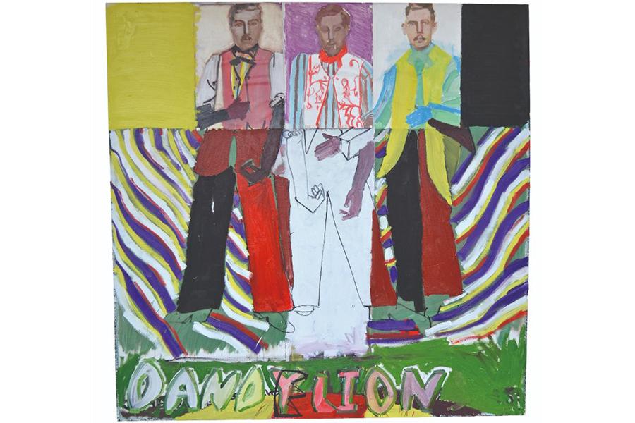 Dandelion: An Exhibition by Ed Burkes