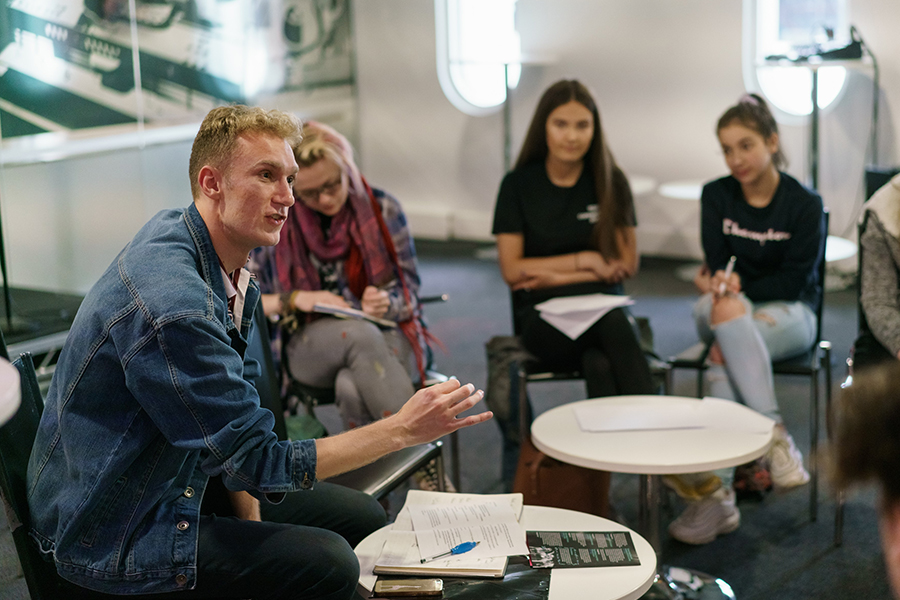 Local Young People's Life Experiences Inspire New Audio Drama