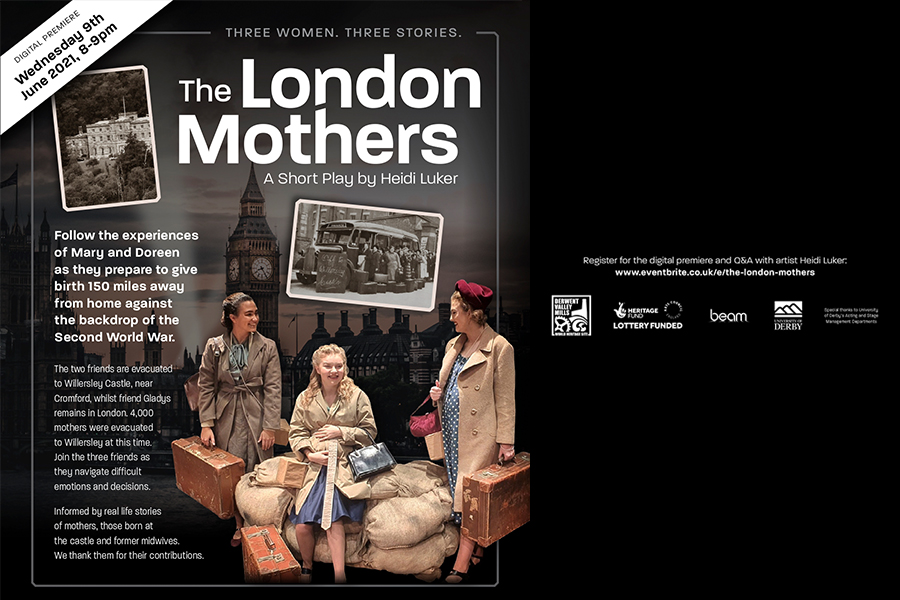 The London Mothers - Online Premiere 9th June 8pm