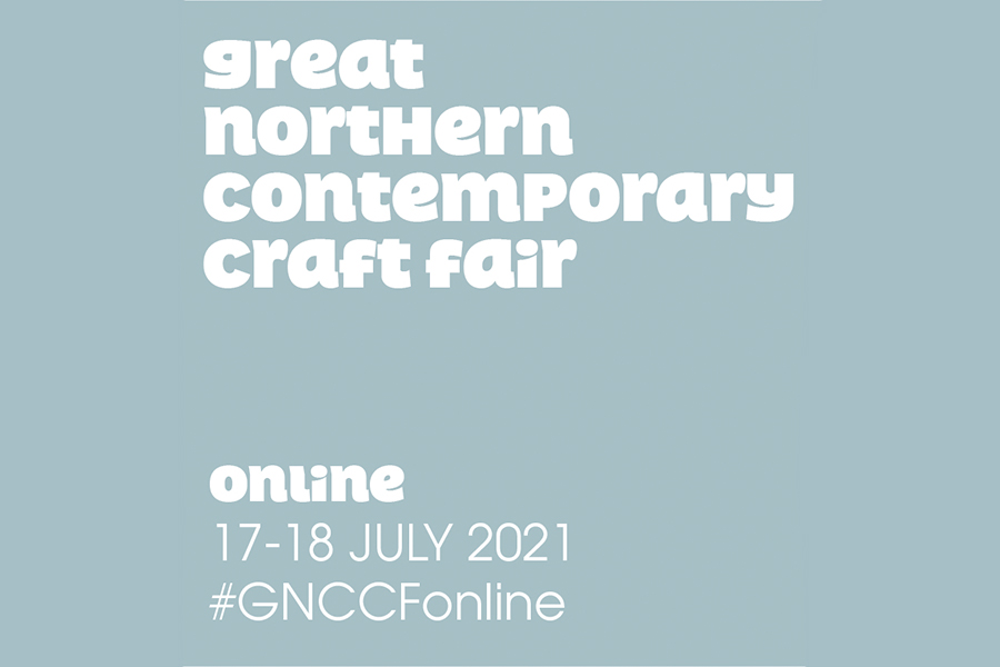 UK's Top Design Makers come together for the return of Gnccfonline - An online version of Great Northern Contemporary Craft Fair