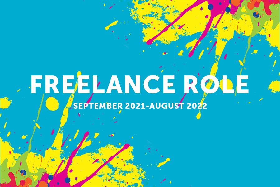 Arts Derbyshire: Freelance Administrator Role