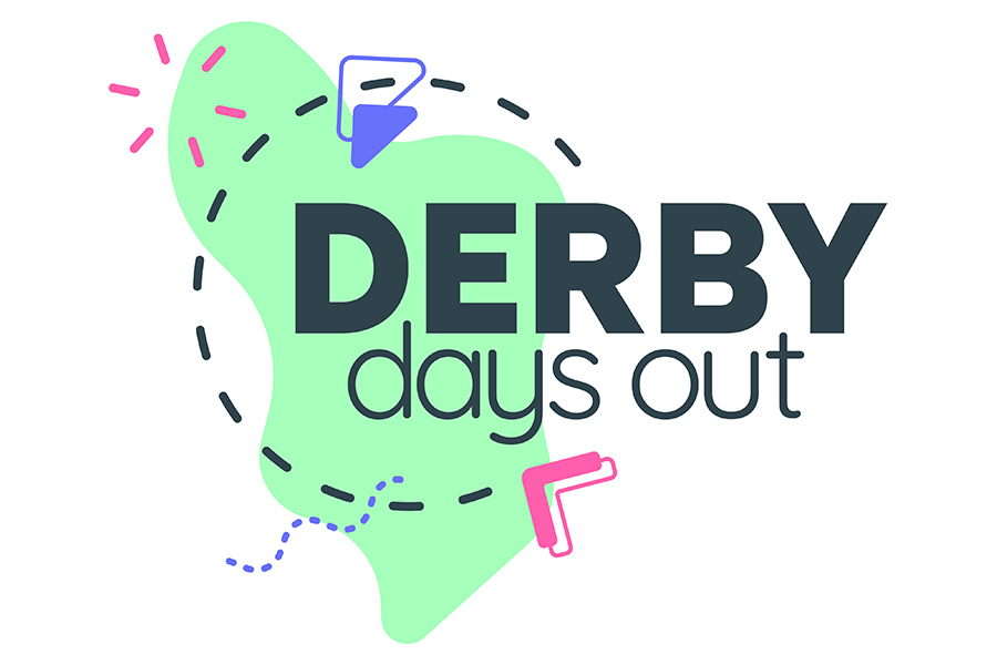 Award winning 'Derby Days Out' unveils vibrant new website and logo