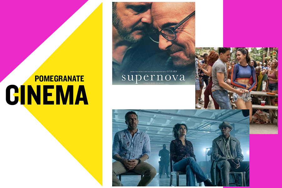 Chesterfield Theatre: Cinema Screenings from Friday 16th July