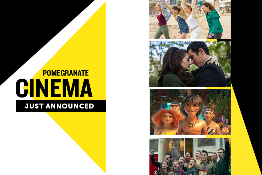 Chesterfield Theatre: Pomegranate Screenings Just Announced