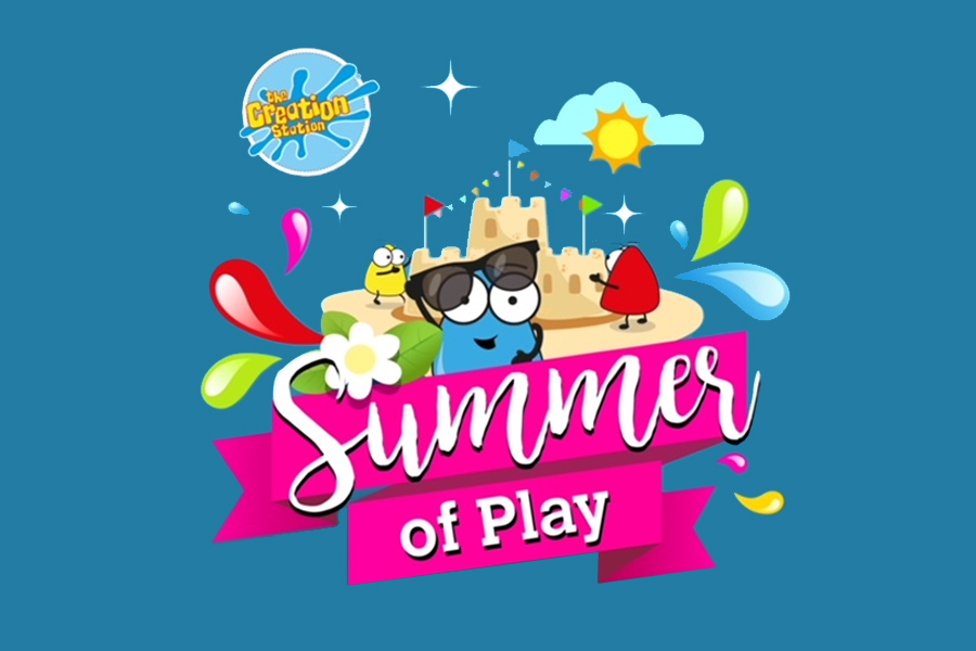 Enjoy a Summer of Play with The Creation Station!