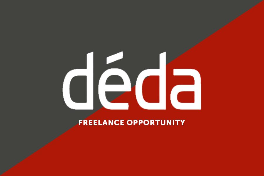 Freelance Opportunity with Deda