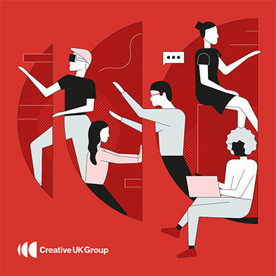 Launching today- The UK Creative Industries report & #WeAreCreative