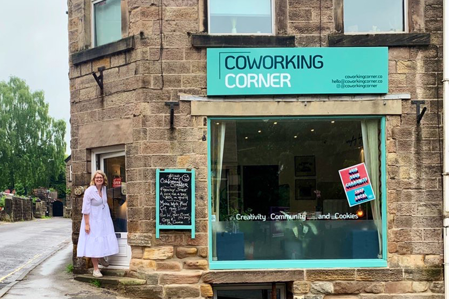 Matlock's first coworking space builds on history of creativity and professionalism with aim to become post-Covid cornerstone of the community