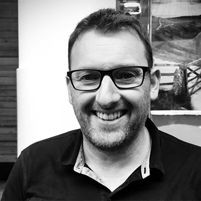 Meet the Author - Darren Charlton