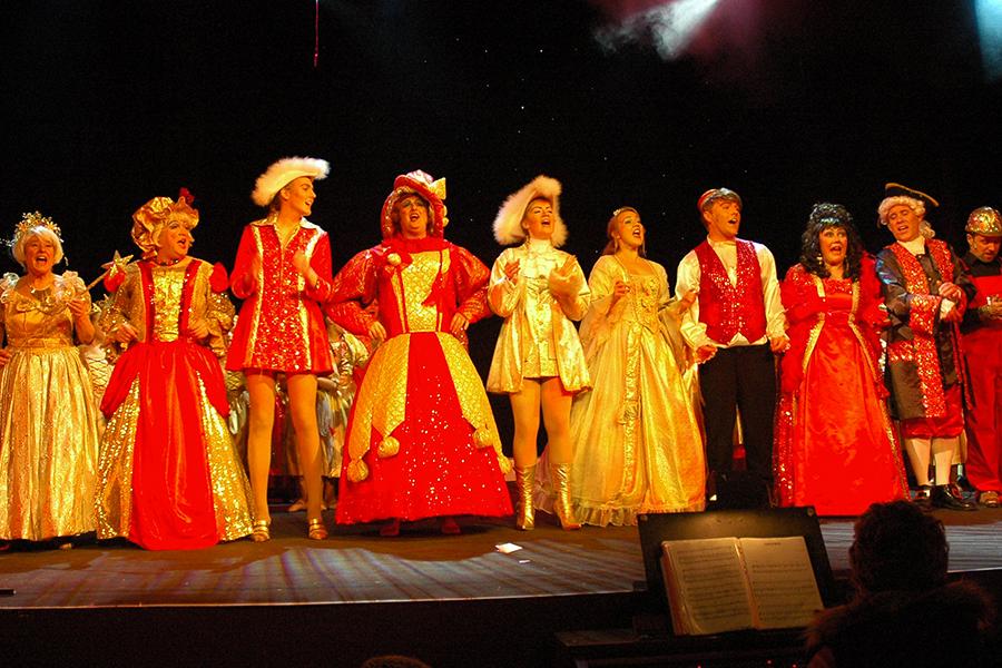Cinderella Panto Auditions at New Mills Art Theatre