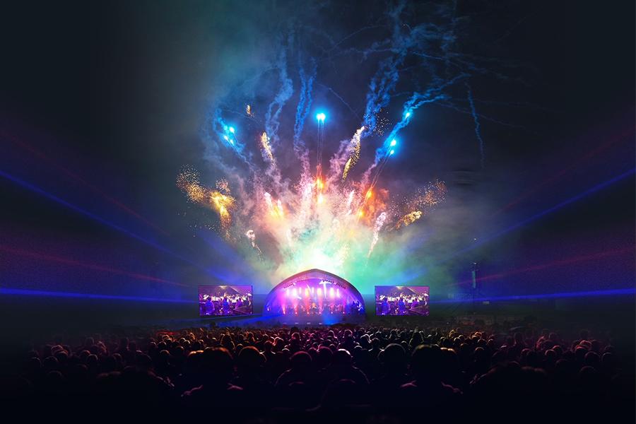 The Hannells Darley Park Weekender programme is revealed