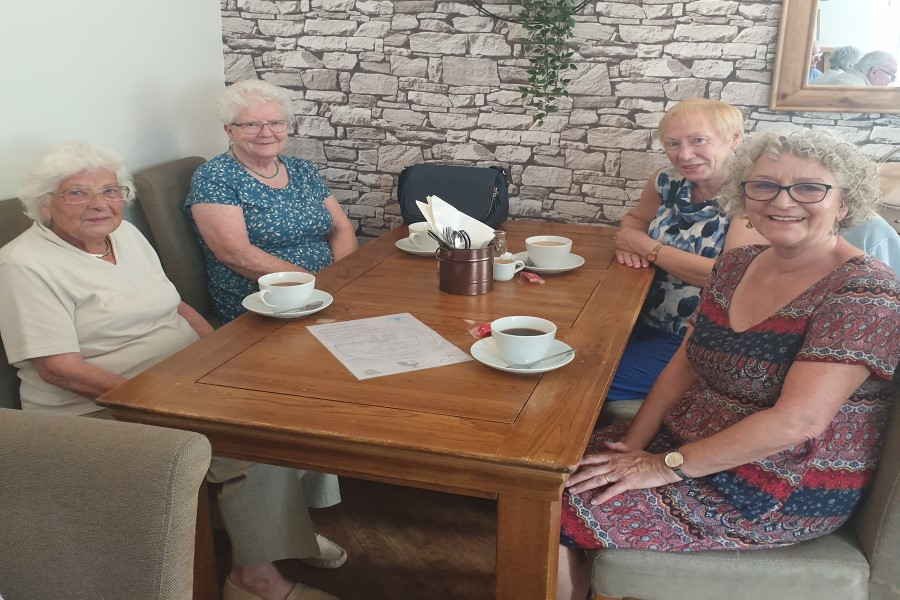 Derbyshire Peak District Branch holds taster events to boost local friendships