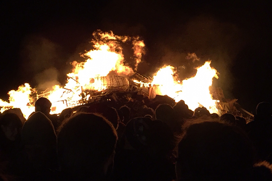 Come and celebrate Eyam Village Bonfire and Firework Display 2021   Arts Derbyshire