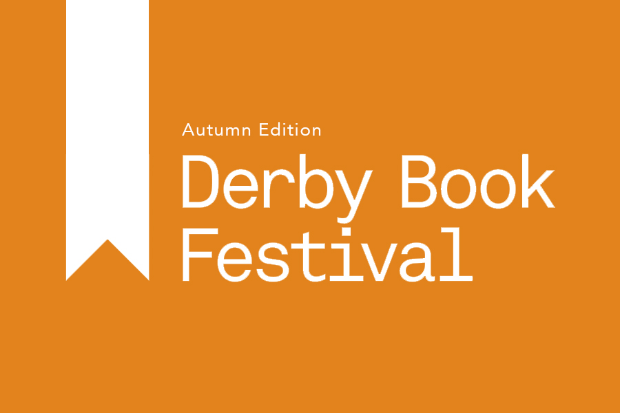 Derby Book Festival's Autumn Edition - Tickets now on sale