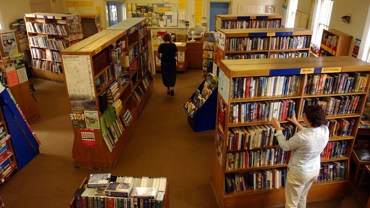 Derbyshire Libraries – September 2021