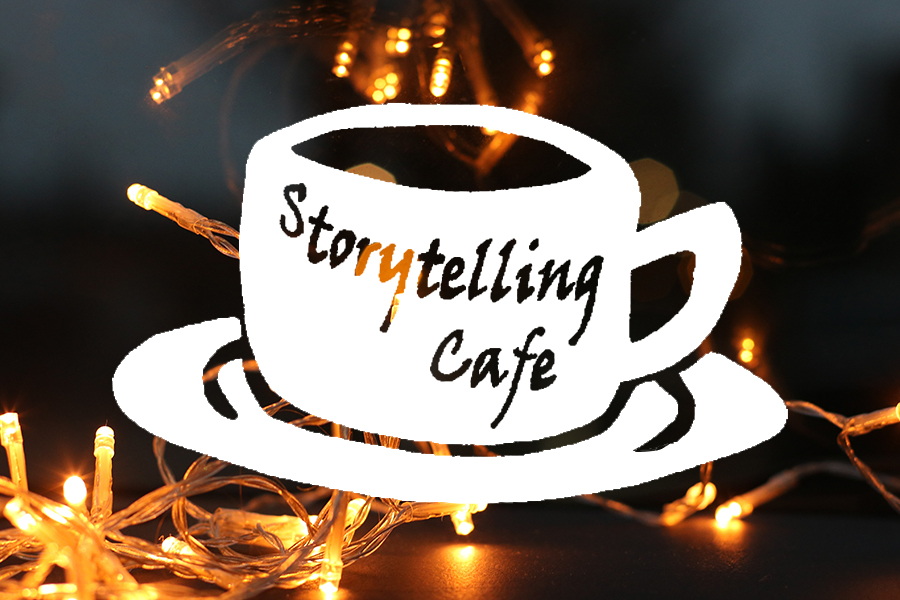 Join the virtual Matlock Storytelling Cafe, every first Friday of the month