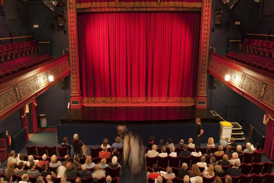Pomegranate Screenings at Chesterfield Theatre - from Friday 10th September