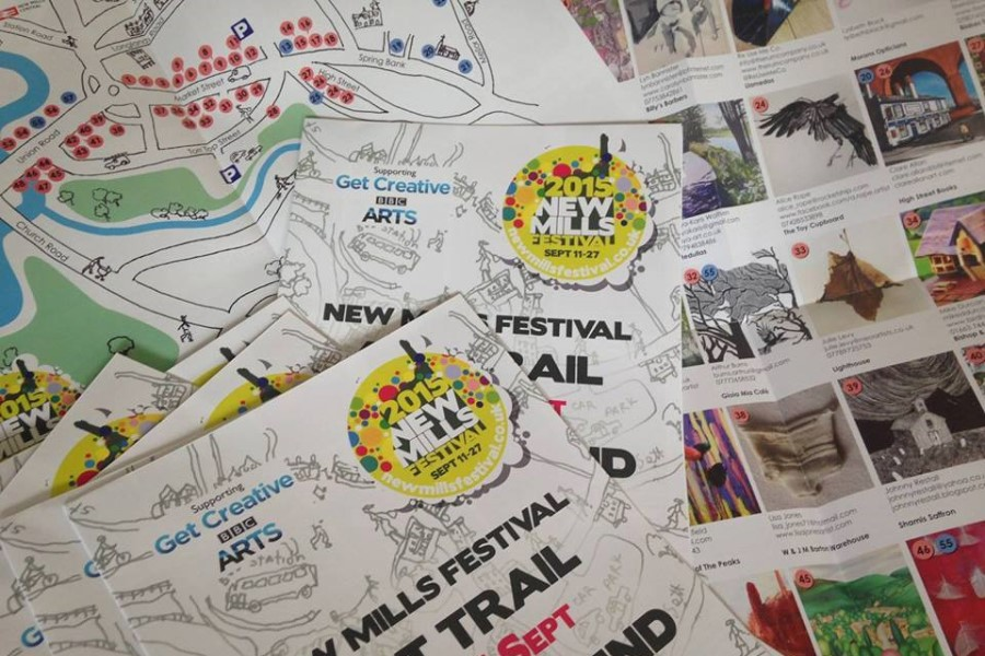 New Mills Festival 2021 Taking part & fun for free