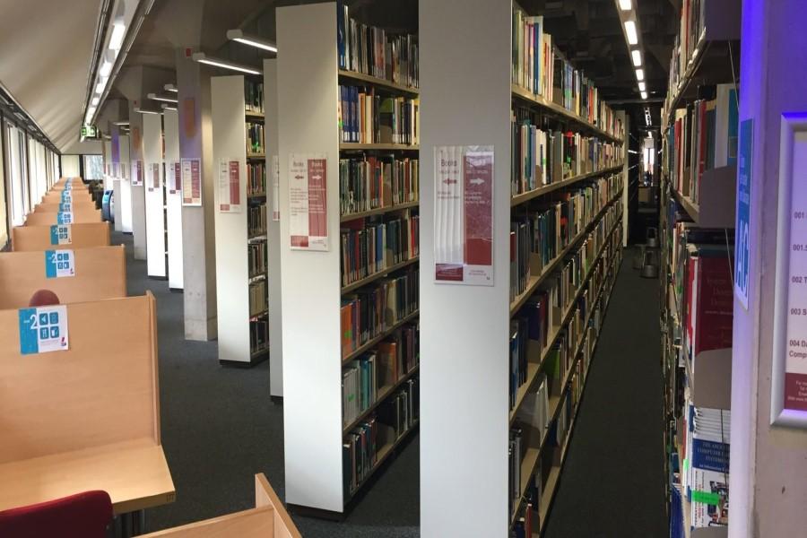 Vacancy – Libraries