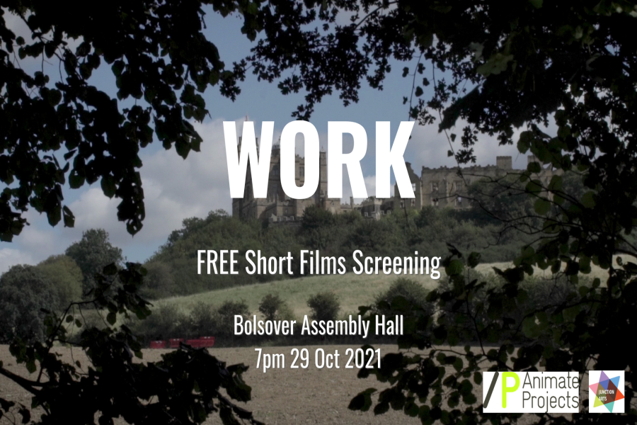 Junction Arts - WORK Film Screening with Q+A (FREE)