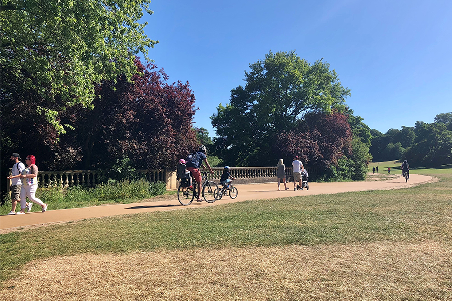 Derby's Parks have been awarded Green Flag status