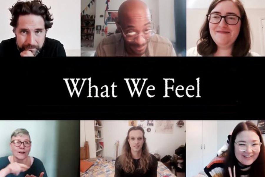 What We Feel   Arts Derbyshire
